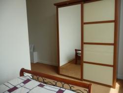 LvM 52S slaapkamer kledingkast met spiegel